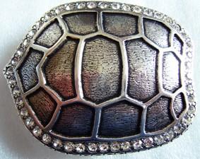 Carapax - Schildkrötenpanzer, 4cm, Gürtelschließe