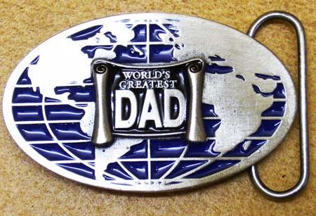 Greatest Dad, 4cm Schließe