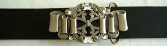 Ribbon, 4cm, Mittelalter-Schließe