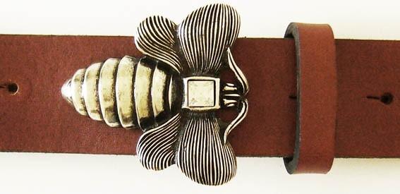 Imme - Biene, 4cm, Schließe