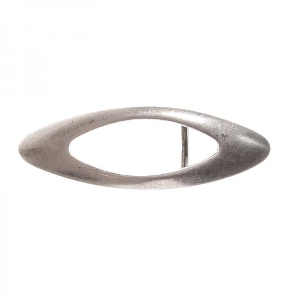 Eclipse, 2cm, silberfarbene Schließe