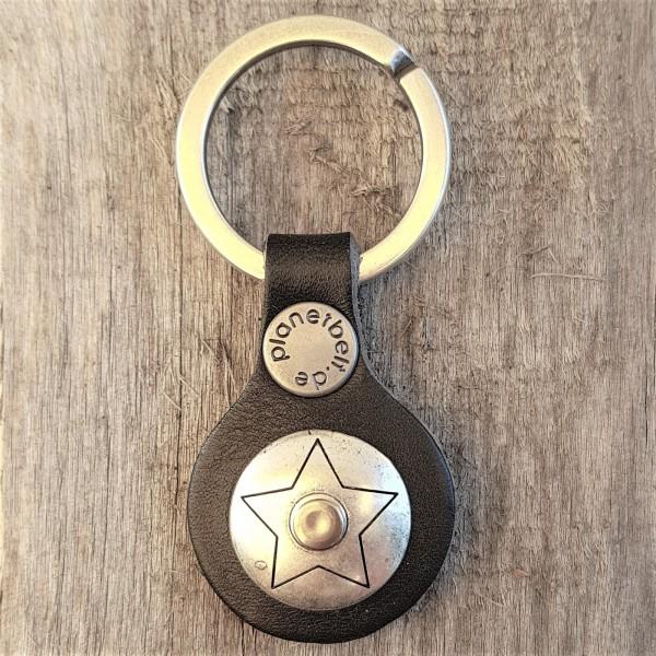 Schlüsselanhänger RONDO PENTAGRAMM