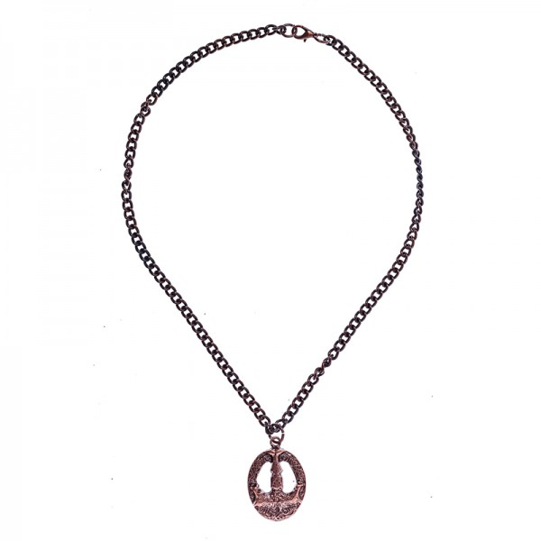 PK 5173-4 Halskette Mjölnir, kupferfarben