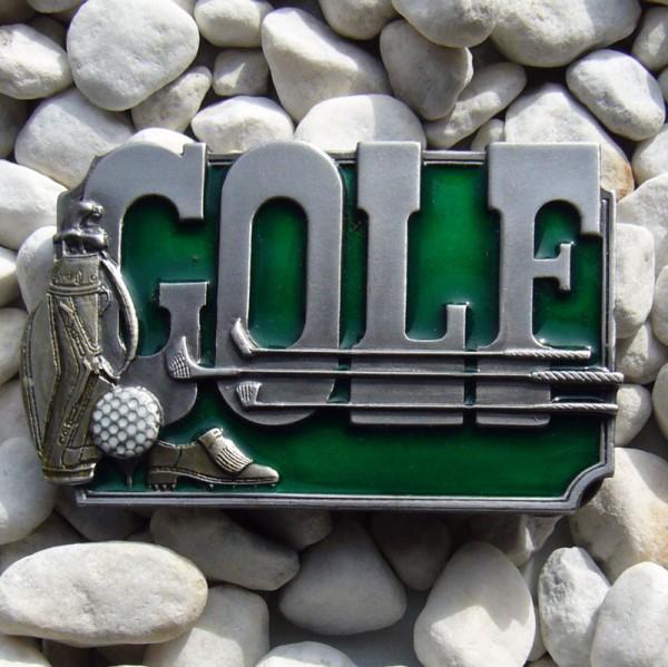 Golf, 4cm, Gürtelschließe