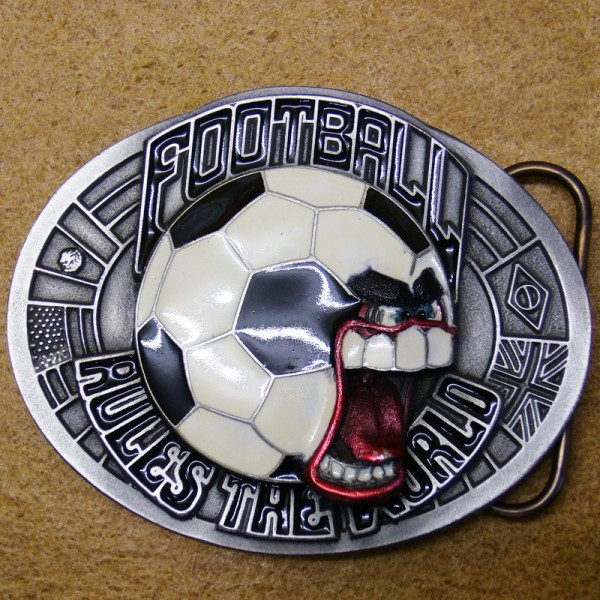 football rules , 4cm Gürtelschließe