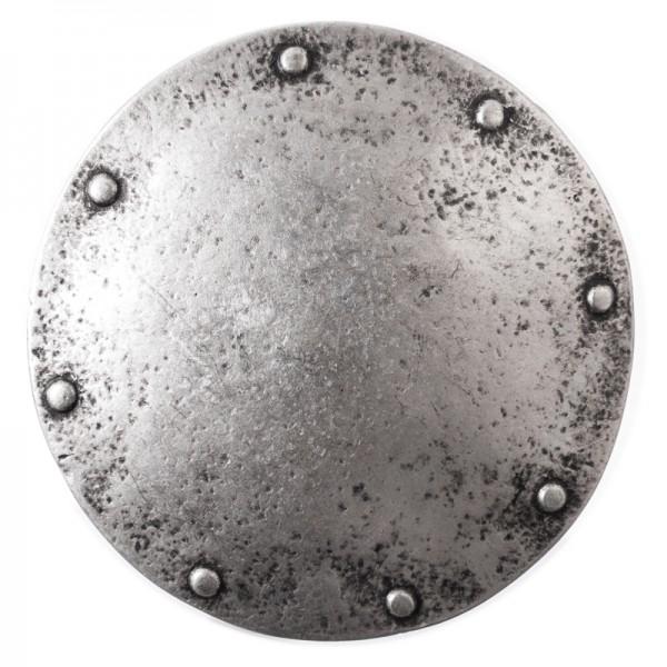 Ragnar, 4cm, Mittelalter-Schließe, Wikinger-Schild1