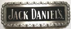 Jack Daniels Chain, 4cm Schließe