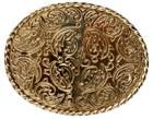 Rodeo-Gürtelschließe, 4cm Schließe