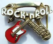 Rock'n Roll Music, 4cm Schließe