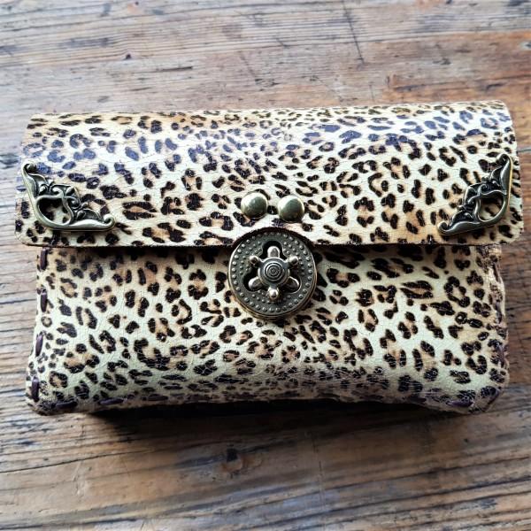 BALDUR, Leopard-Gürteltasche