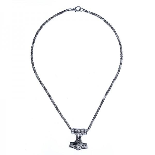Halskette Schonenhammer, silberfarben