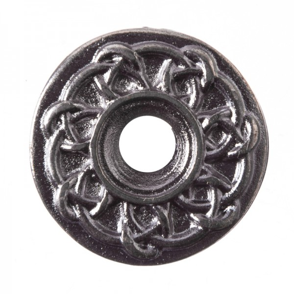 Celtic Ringknot, eisenfarbener Beschlag