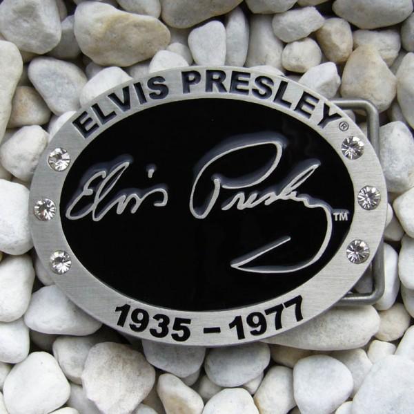 Elvis buckle, 4cm,