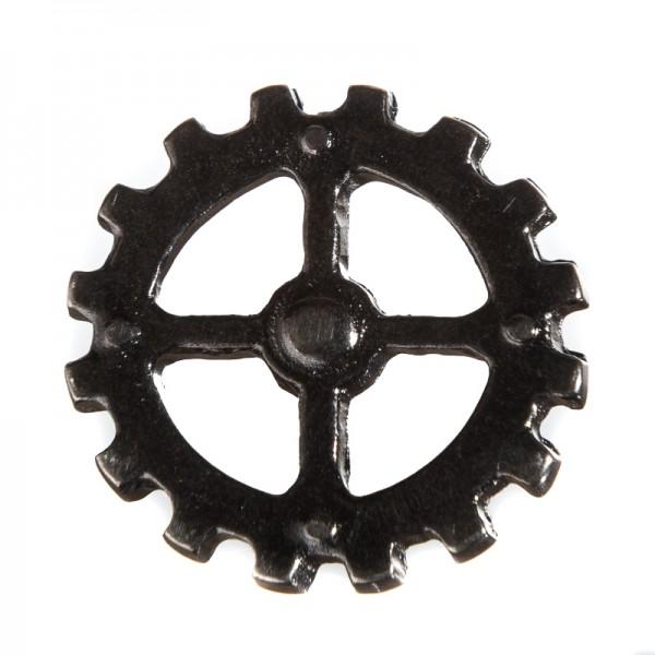 Wheel, eisenfarbener Beschlag