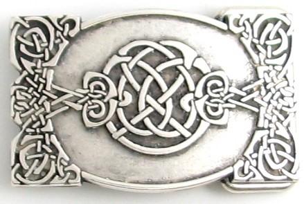 Celtic Knots, 4cm, keltische Schließe