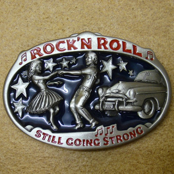 Rock'n Roll Dancers, 4cm Schließe