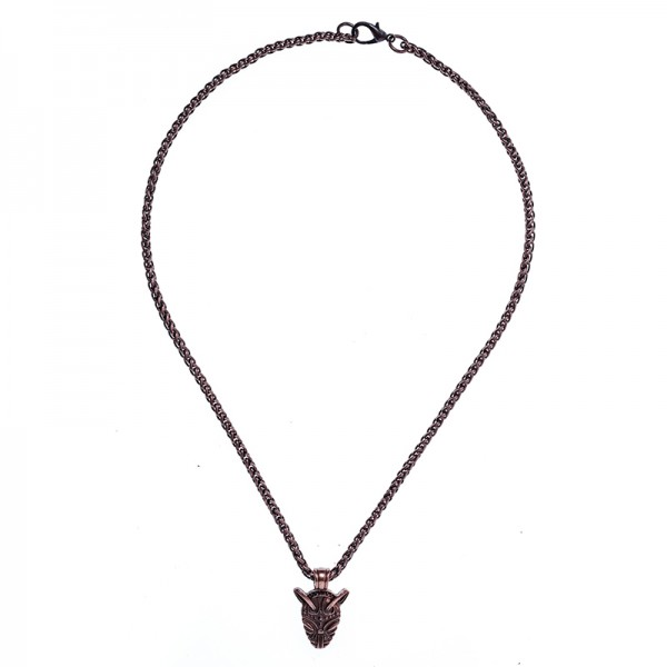 PK 5163-4 Halskette Fenrir, kupferfarben