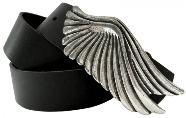 magic Wings, 4cm, silberfarbene Schließe