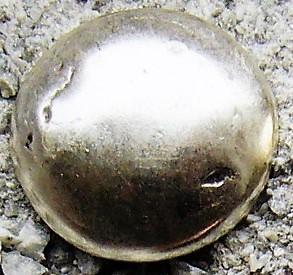 N-140-1 Kugel, Beschlag silberfarben