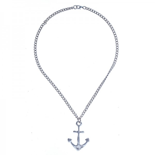 Halskette Anker