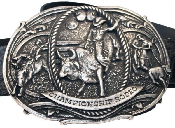 B 9002-1 Western Rodeo Buckle