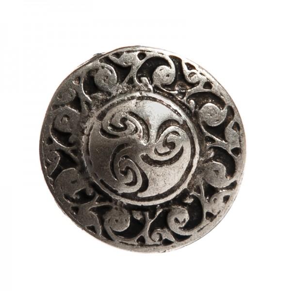 Celtic Circle, silberfarbener Beschlag