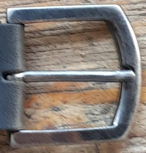 FRED, gunmetal Gürtelschließe für 4,5cm breite Riemen