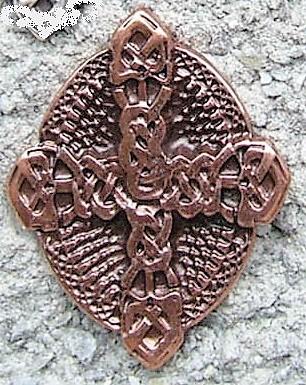 N-185-4 Himmelskreuz, kupferfarbener Beschlag-Copy