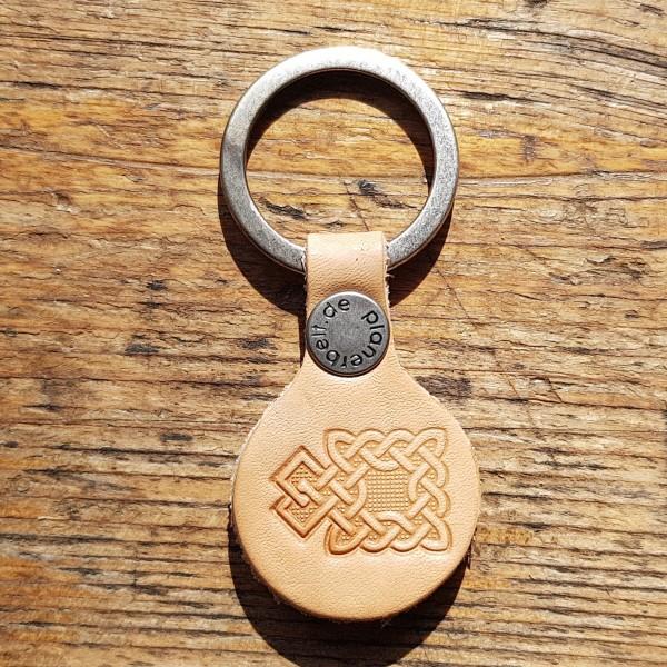 Schlüsselanhänger Mittelalter Keltischer Knoten