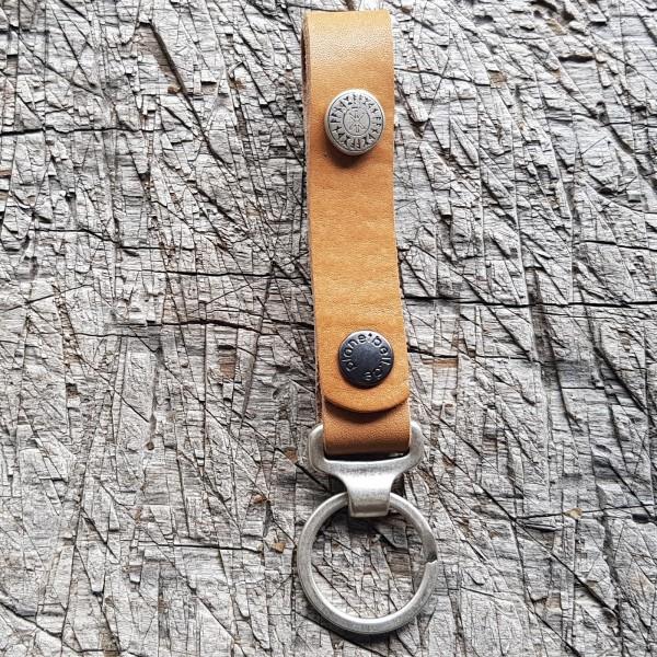 Schlüsselanhänger SLING, Odins Schutz, silber