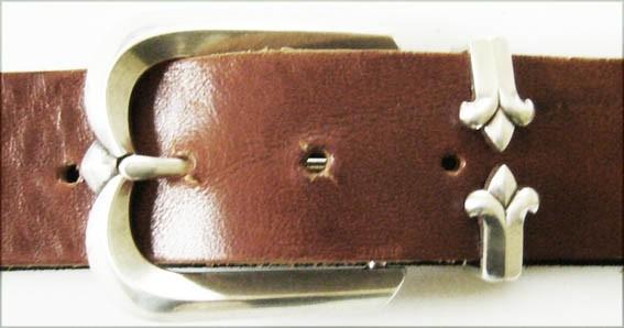 Silver-Arc, 4cm, silberfarbene Pfeil und Bogen Schließe