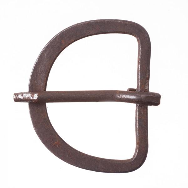 Iron 4, 4cm handgeschmiedete Eisenschließe