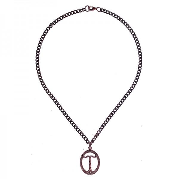 PK 5164-4 Halskette Irminsul, kupferfarben