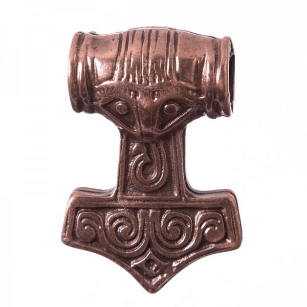 Anhänger Malmer des Thor, kupferfarben