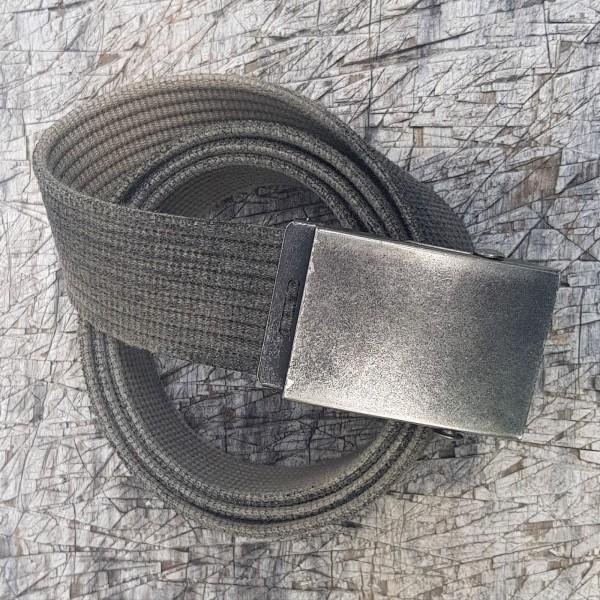 Stoffgürtel Koppel, Outdoor waldgrün
