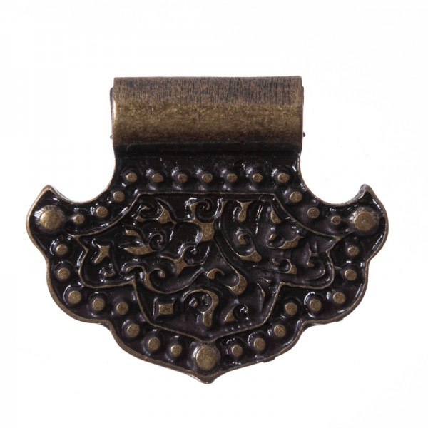 P 5167-21 Anhänger birka hammer, altmessingfarben